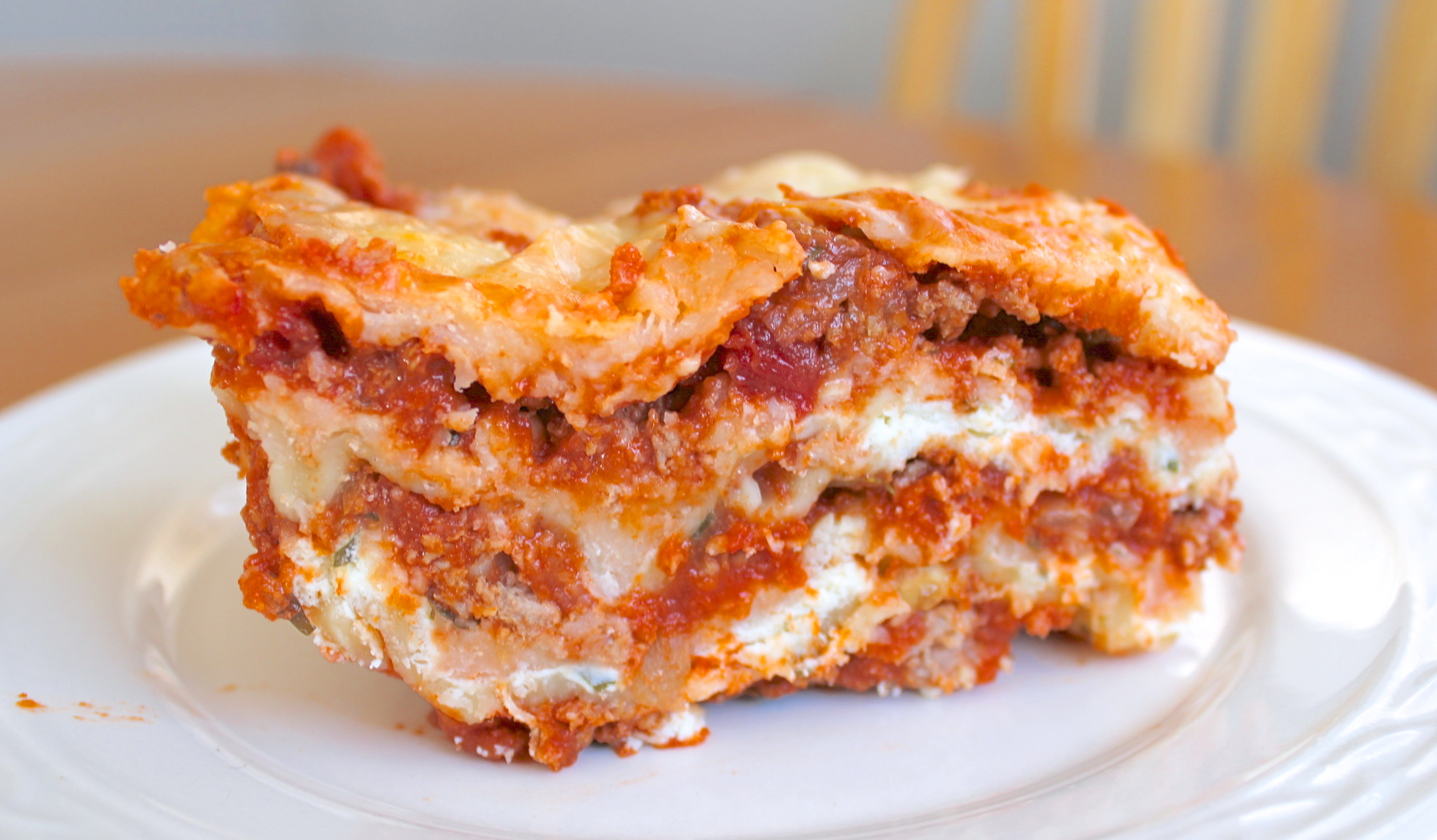 Best Lasagna | BB a la Carte